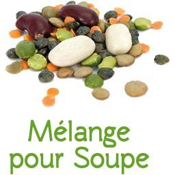 Mélange pour soupe BIO en VRAC
