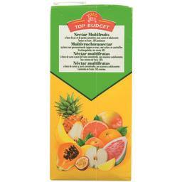 Nectar multifruits à base de jus et de purées concen...