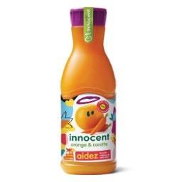 Pur jus orange & carotte
