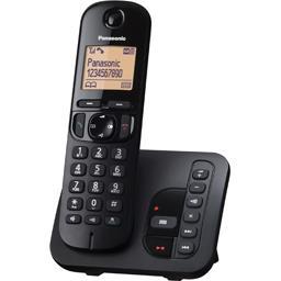 Téléphone sans fil solo répondeur KX-TGC220FRB