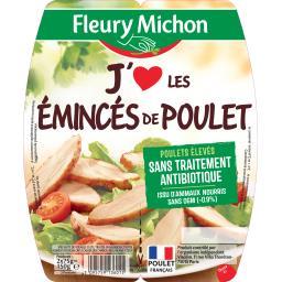 Fleury Michon Emincés de poulet