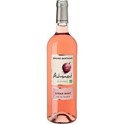 Vin de pays d'Oc BIO - Autrement - Syrah vin rosé
