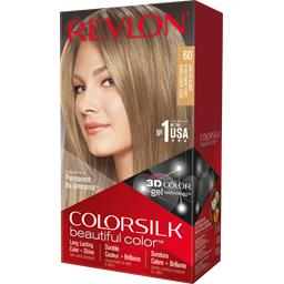 Color Silk - Coloration permanente 60 blond cendré f...