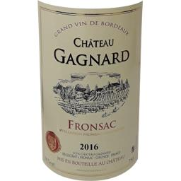 Fronsac, vin rouge