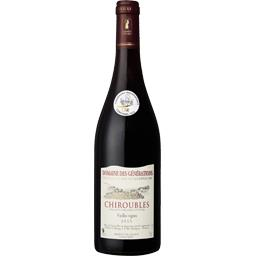 Chiroubles vin rouge, 2015