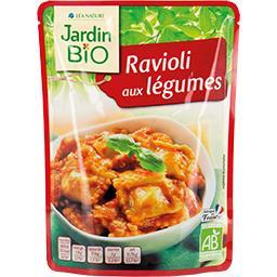 Ravioli aux légumes BIO