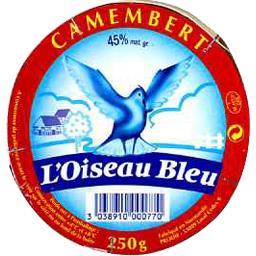 Camembert L'Oiseau Bleu