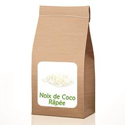 Noix de coco rapée BIO en VRAC