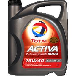 Huile Activa 5000 15W40 Essence