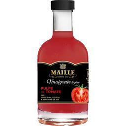 Maille Vinaigrette légère pulpe de tomate la bouteille de 200 ml