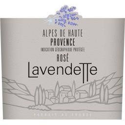 Vin de Pays Alpes de Haute Provence, vin rosé