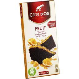 Fruit - Chocolat noir orange