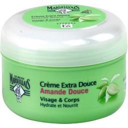 Le Petit Marseillais Crème extra douce visage & corps amande douce
