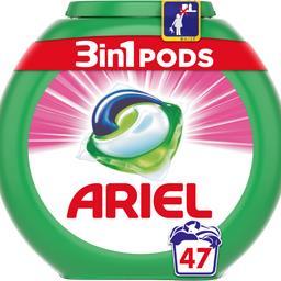 Ariel Sensation rose - 3en1 - lessive en capsules