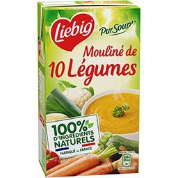 Pur'Soup - Mouliné de 10 légumes variés