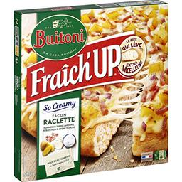 Fraîch'Up - Pizza So Creamy façon raclette
