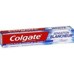 Dentifrice Sensation White
