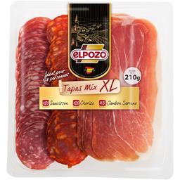 El Pozo Plateau Tapas Mix XL