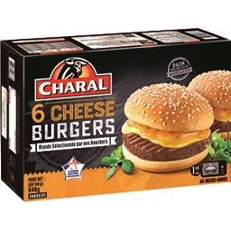Charal Cheese Burgers