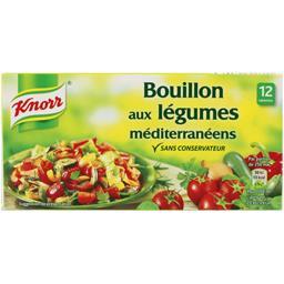 Bouillon légumes méditerranéens