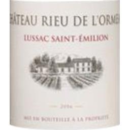 Lussac Saint-Emilion, vin rouge