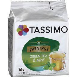 Twinings - Capsules de thé vert menthe