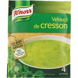 Soupe déshydratée velouté de cresson