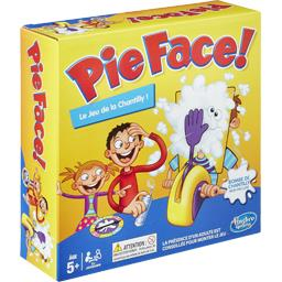 Pie Face le jeu de la chantilly