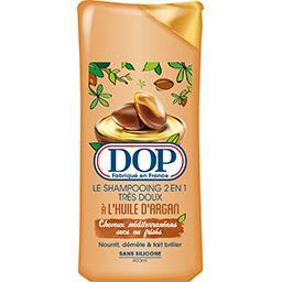 Le Shampooing 2en1 très doux à l'huile d'argan