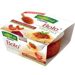 Cuisine - Bolo' végétale aux tomates confites