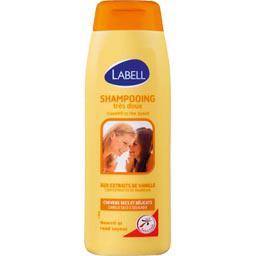 Shampooing très doux cheveux secs et délicats
