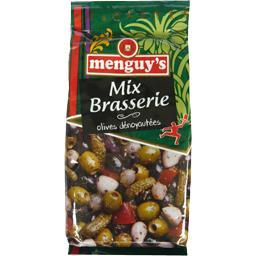 Mix Brasserie olives dénoyautées
