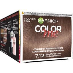 Color Me - Coloration blond foncé sable 7.12