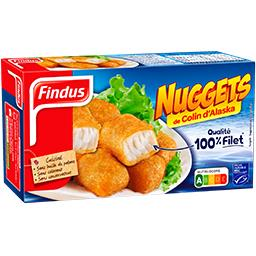 Nuggets de Colin d'Alaska