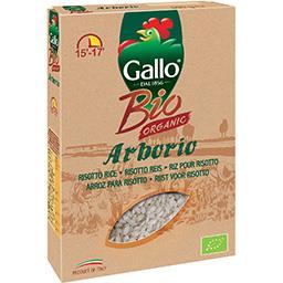 Riz Arborio BIO pour risotto