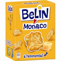 Monaco - Biscuits apéritif à l'emmental