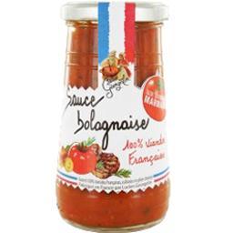 Sauce bolognaise aux tomates de marmande