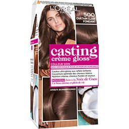 Casting - Coloration Crème Gloss sans ammoniaque châ...