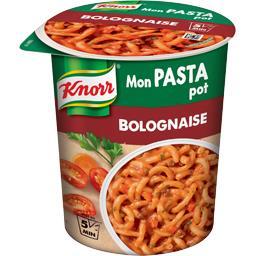 Knorr Mon Pasta pot Bolognaise le pot de 68 g