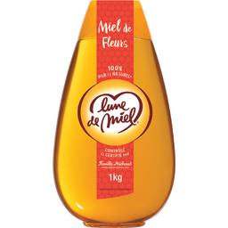 Miel de fleurs 100% pure et naturel