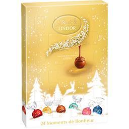 Lindt Lindt Lindor - Assortiment de bouchées de chocolat Moments...