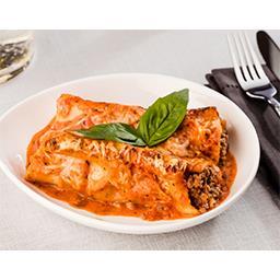 Cannelloni au bœuf sauce tomate