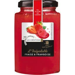 L'Inégalable fraise & framboise