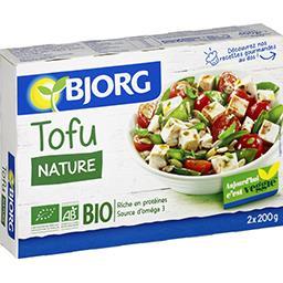 Tofu nature BIO
