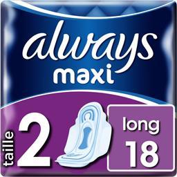 Maxi - long taille 2 - serviettes hygiéniques
