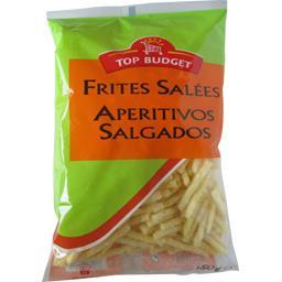 Frites salées