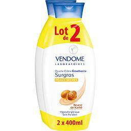 Laboratoires Vendome Laboratoires  Douche crème émolliente surgras peaux sèches