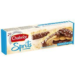 Biscuits Sprits chocolat au lait