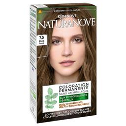 Naturanove - Coloration permanente 7,0 blond foncé