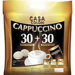 Dosettes de Cappuccino